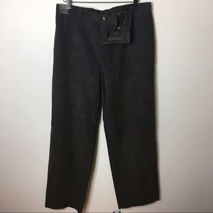 Claiborne corduroy pants